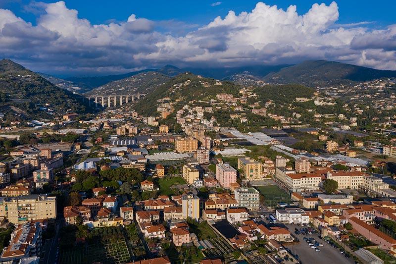 Vallecrosia, Liguria