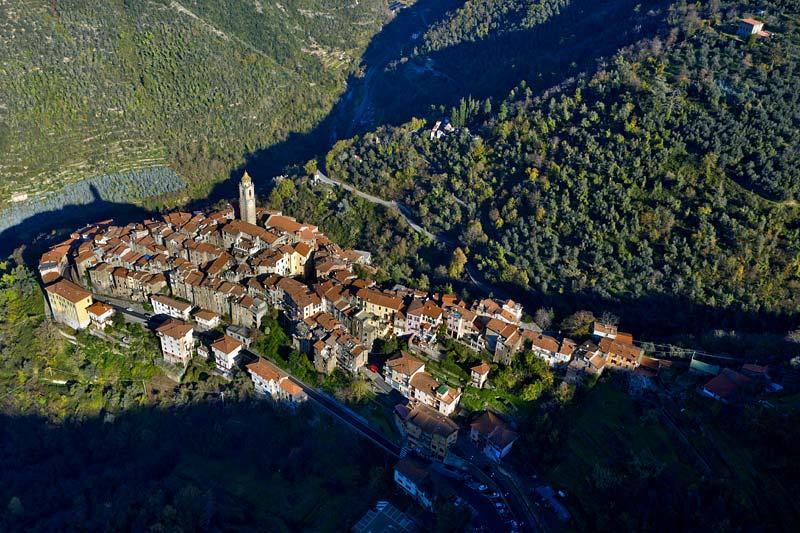 Castelvittorio, val Nervia, Liguria
