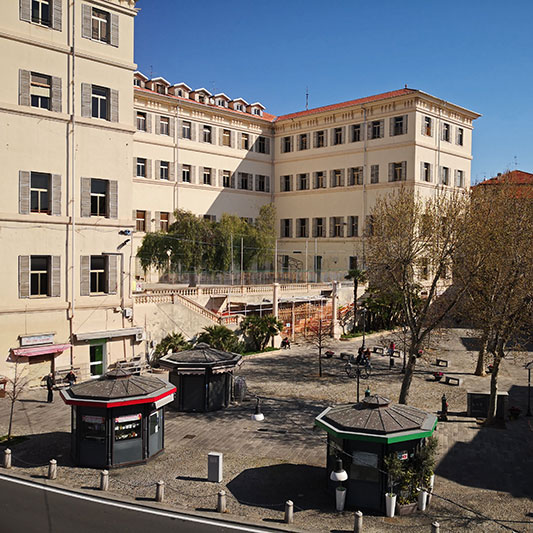 Sanremo, piazza Eroi Sanremesi