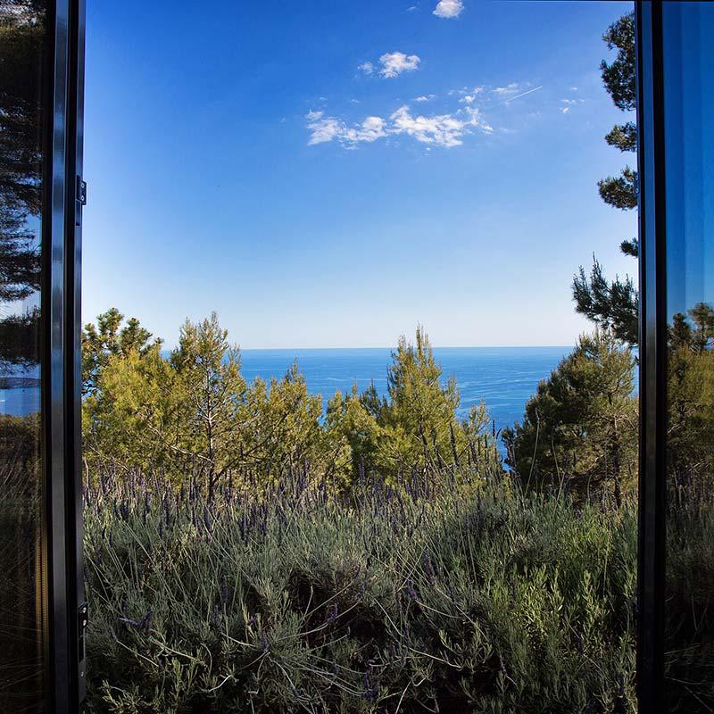 Finestra sul mare - Grimaldi Superiore, 06.03.2021