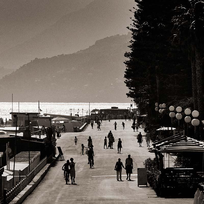 Miraggio estivo - Bordighera, 14.04.2021